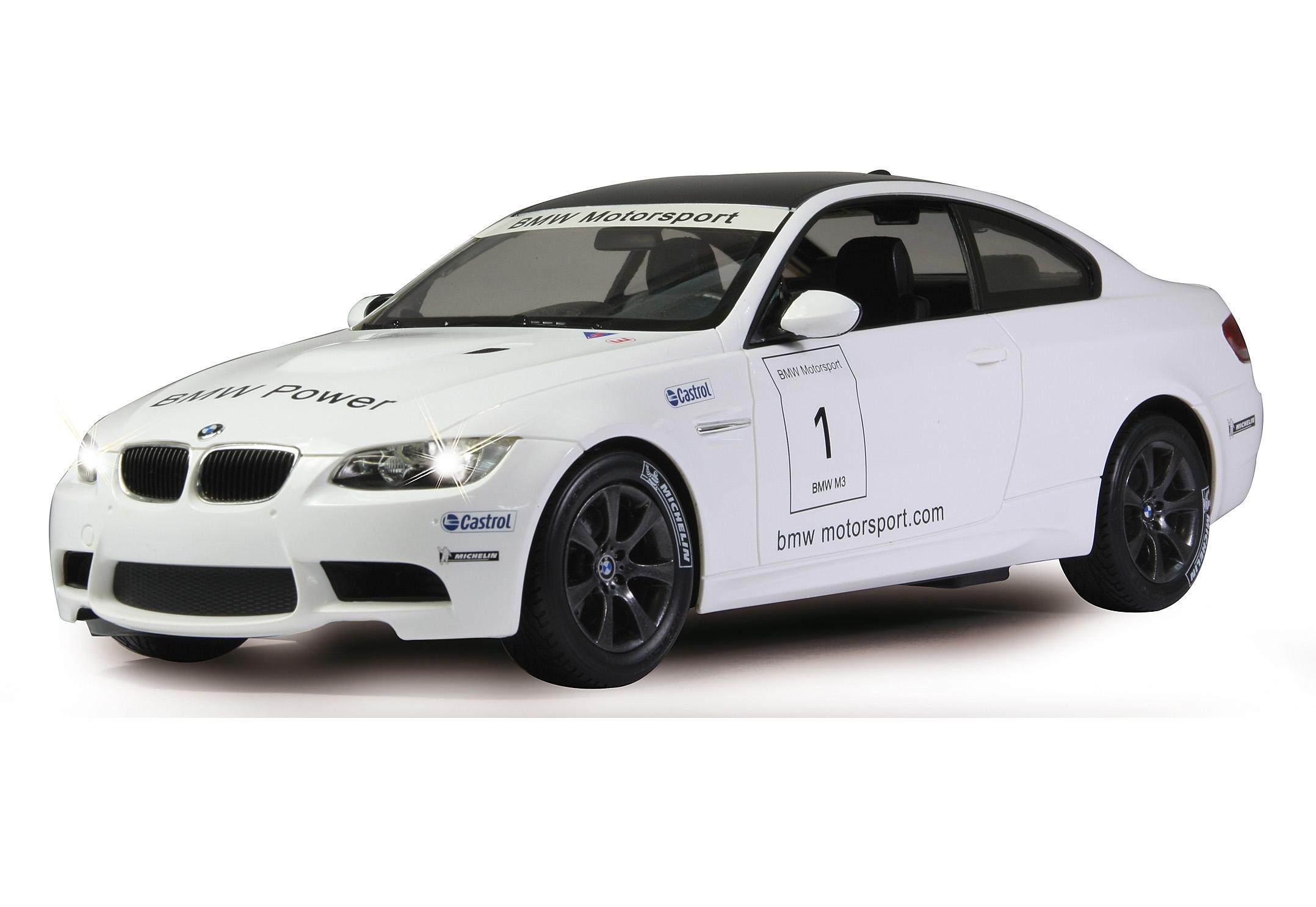 Jamara RC auto BMW M3 Sport – 27 MHz goedkoop op otto.nl kopen