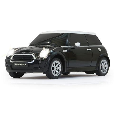 Jamara Mini Cooper S 1:14 zwart
