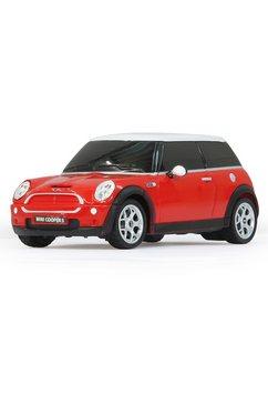 jamara rc auto mini cooper s rood