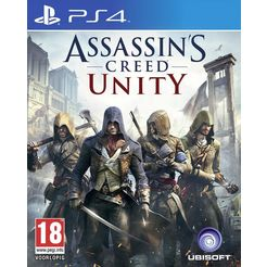 ps4 game assassin's creed unity andere