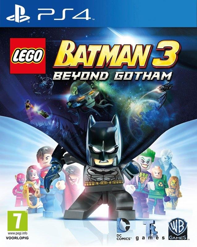 Playstation PS4 Game LEGO Batman 3 Beyond Gotham in de webshop van OTTO kopen