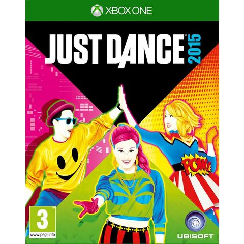 XBOX ONE Game Just Dance 2015