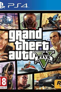 Game rand Theft Auto 5 (GTA V)