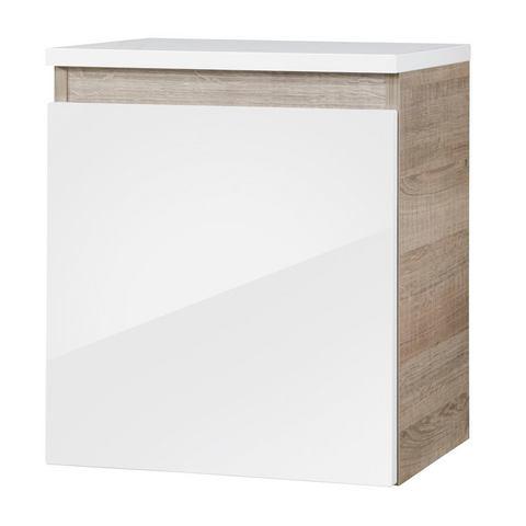 Onderkast »Piuro« witte badkamer onderkast 244