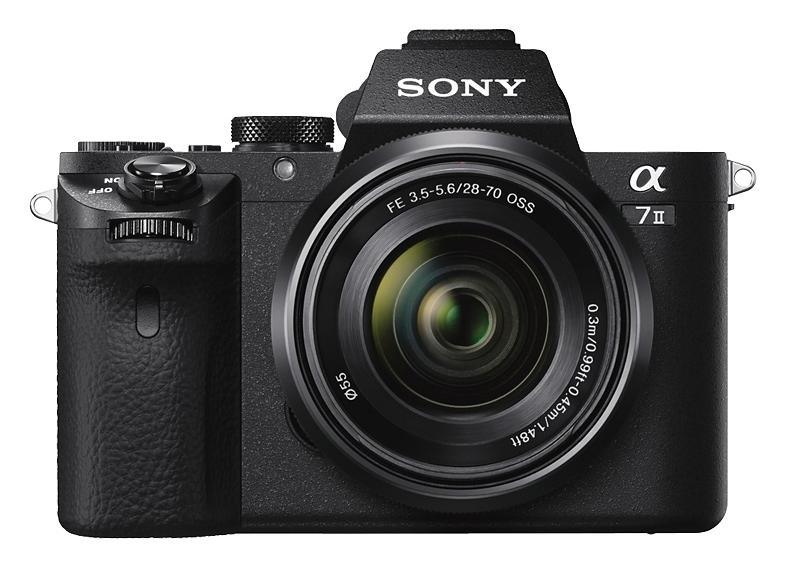 SONY Alpha ILCE-7M2K Systeemcamera, SEL-2870, 24,3 Megapixel, 7,5 cm (3 inch) Display veilig op otto.nl kopen