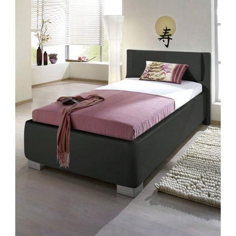 Bed met verschillende matrassoorten Made in Germany ligoppervlakte. 100x200 cm ligoppervlakte. 100x200 cm Breckle 117930