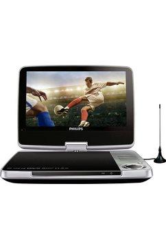 PD9025 portable DVD speler, DVB-T