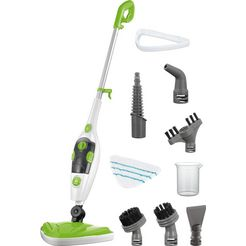 cleanmaxx stoomborstel 3-in-1 groen