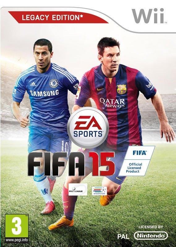 NINTENDO WII Game FIFA 15 bestellen: 14 dagen bedenktijd