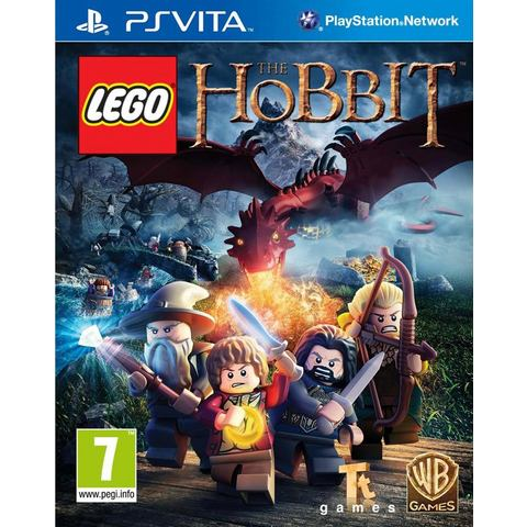 PS VITA Game LEGO Hobbit