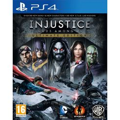 ps4 game injustice gods amond us (goty edition) andere