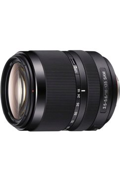 DT 18-135 mm F3,5–5,6 SAM SAL18135 Telezoom Objectief
