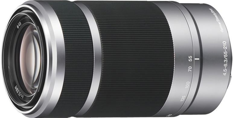 SONY E55-210 mm F4,5-6,3 OSS SEL55210 Telezoom Objectief veilig op otto.nl kopen