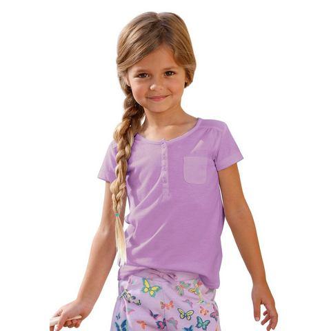 CFL T-shirt met applicatie voor meisjes