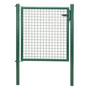 gah alberts enkele poortdeur »draadgaas groen« groen