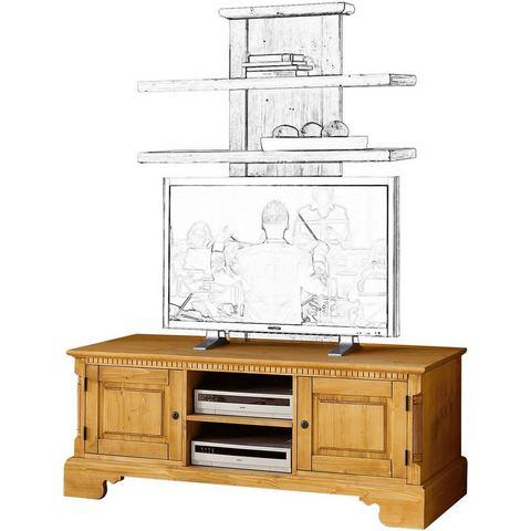 HOME AFFAIRE lowboard Oxford breedte 152 cm honingkleur TV-kast 133