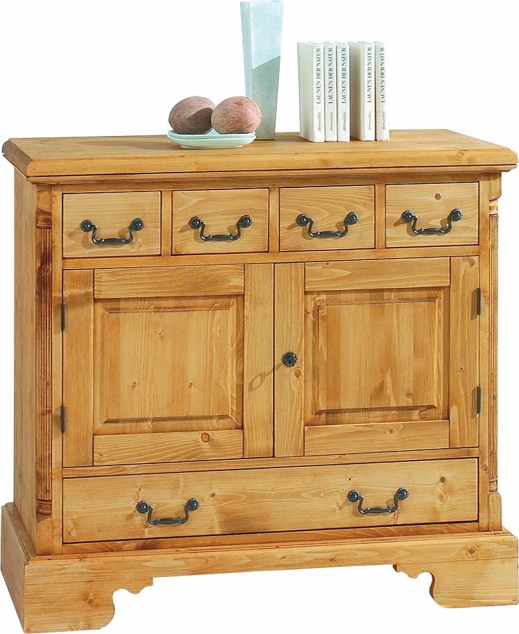 home affaire sideboard oxford breedte 100 cm makkelijk gekocht otto. Black Bedroom Furniture Sets. Home Design Ideas