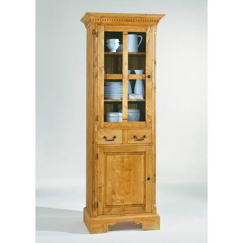 Kasten  vitrinekasten HOME AFFAIRE Vitrinekast Oxford hoogte 213 cm 447633