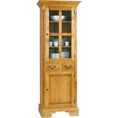 Kasten  vitrinekasten HOME AFFAIRE Vitrinekast Oxford hoogte 213 cm 895365