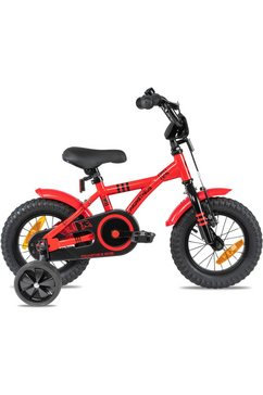 prometheus bicycles kinderfiets hawk rood