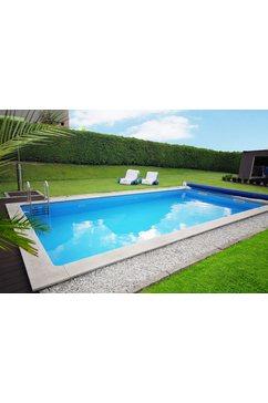 Zwembad online kopen bekijk onze zwembaden otto for Rechthoekig zwembad