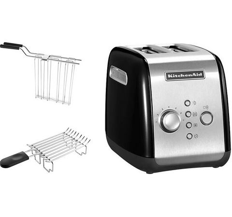 KITCHENAID Toaster voor 2 sneetjes brood 1100 W
