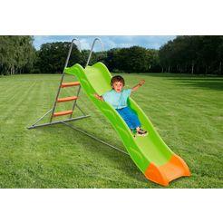yardmaster glijbaan »slides x-stream xs263«, lxbxh: 272x120x168 cm groen