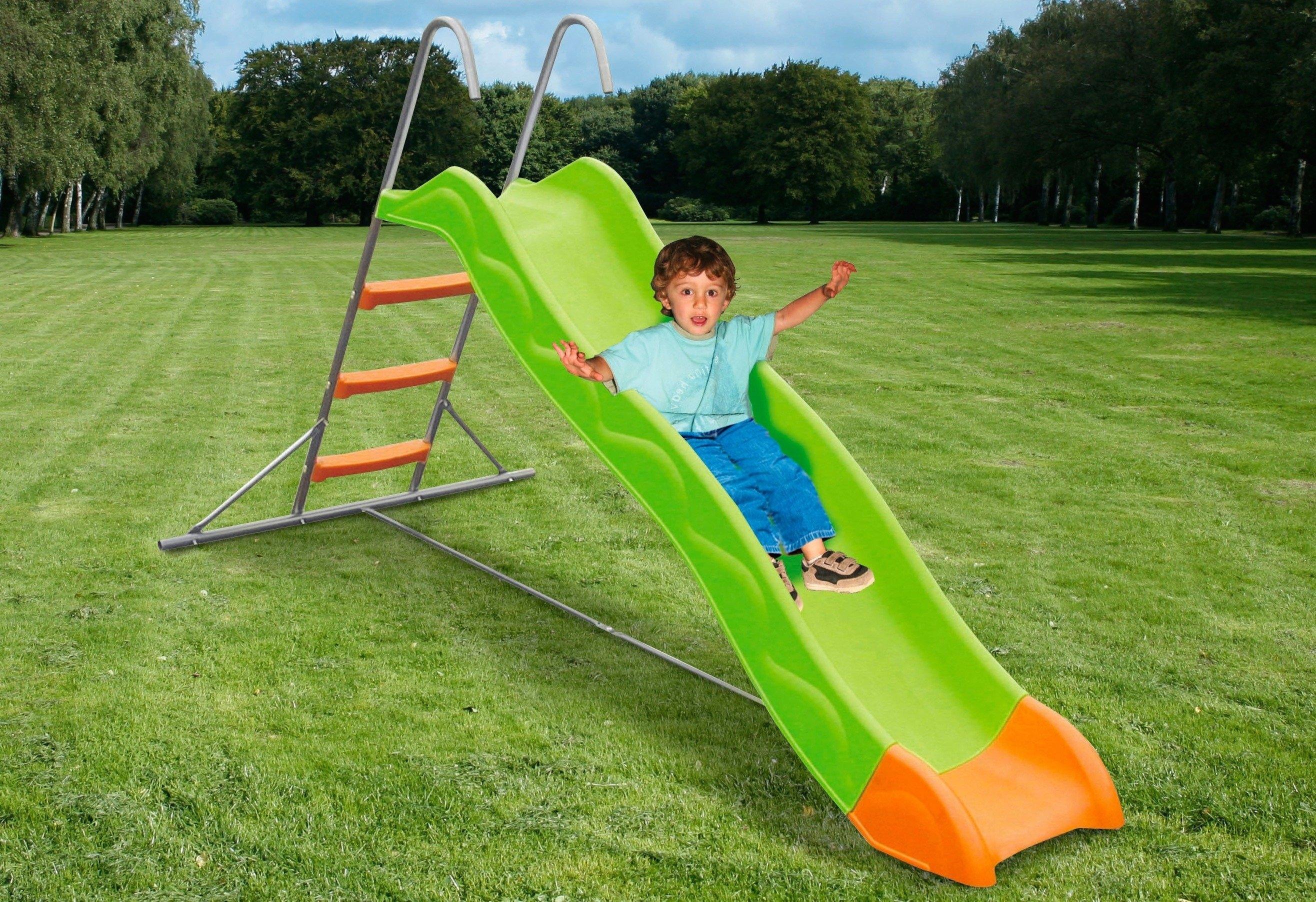 Yardmaster Glijbaan »Slides X-Stream XS215«, Lxbxh: 248x120x144 cm - gratis ruilen op otto.nl