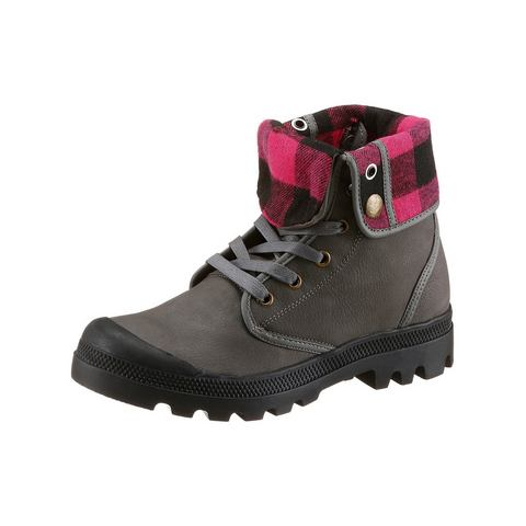 Schoen: ARIZONA Boots in worker-look