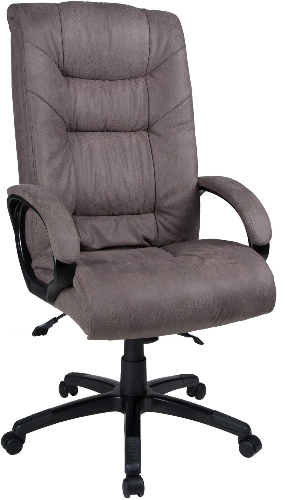 Duo collection bureaustoel leer xxl nu online kopen otto for Bureau stoel