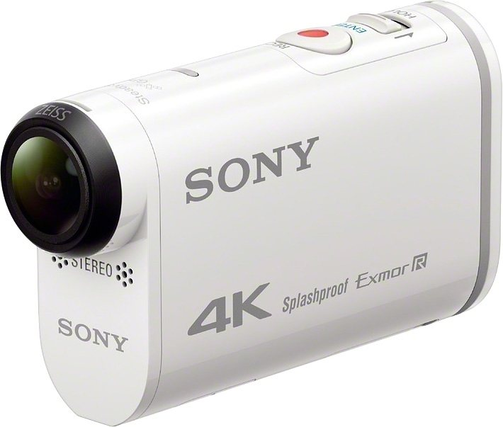 Sony FDR-X1000VR 4K (Ultra-HD) Actioncam GPS WLAN NFC