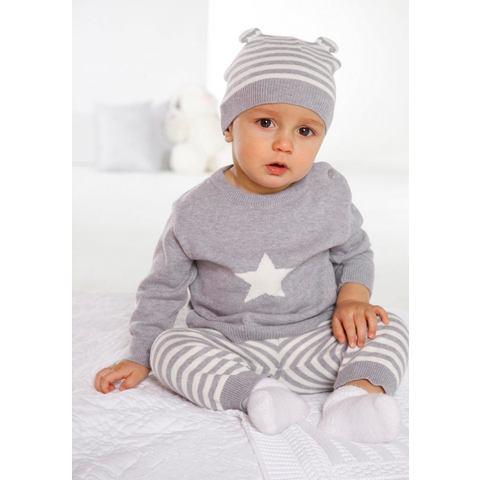 KLITZEKLEIN newborn-cadeauset (3-dlg.), voor baby's