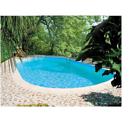 CLEAR POOL Ovaal zwembad
