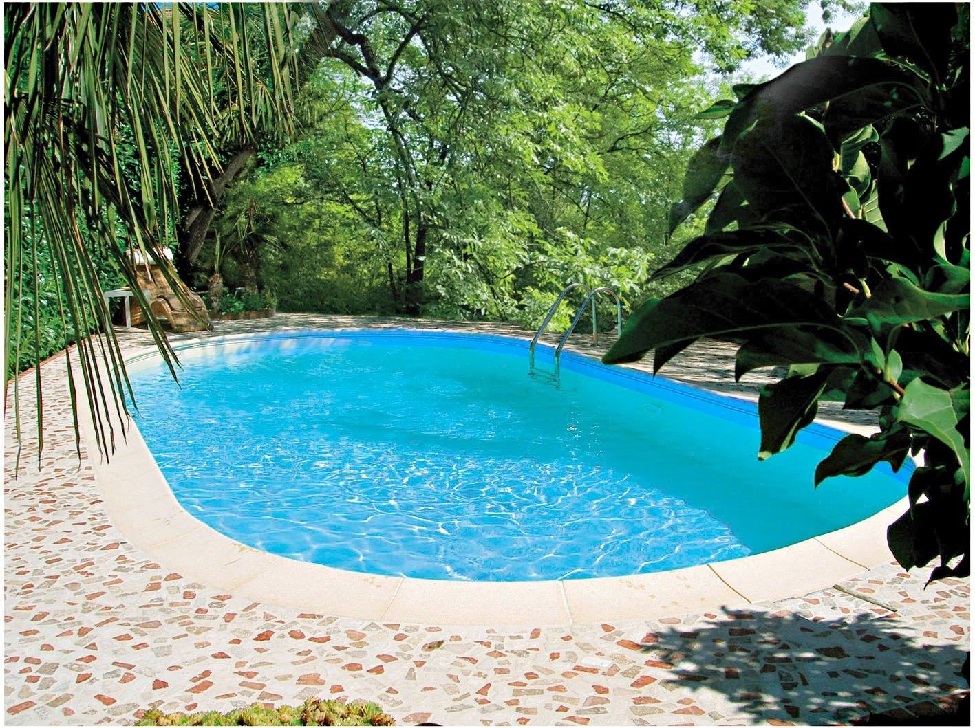 clear pool ovaal zwembad in de online winkel otto