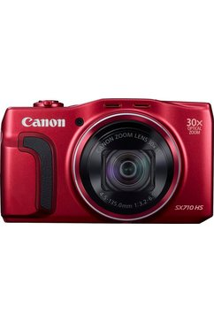PowerShot SX710 HS Compakt camera, 20,3 Megapixel, 30x opt. Zoom, 7,5 cm (3 inch) Display