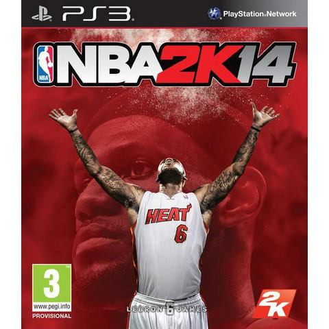 NBA Basketball 2K14  PS3