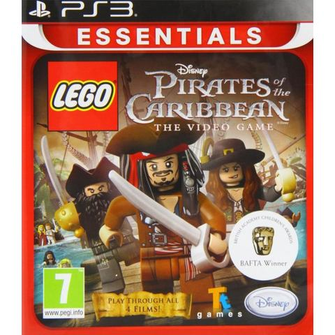 LEGO, Pirates of the Caribbean (Essentials)  PS3