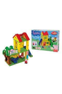 big speelset huis peppa pig playhouse multicolor
