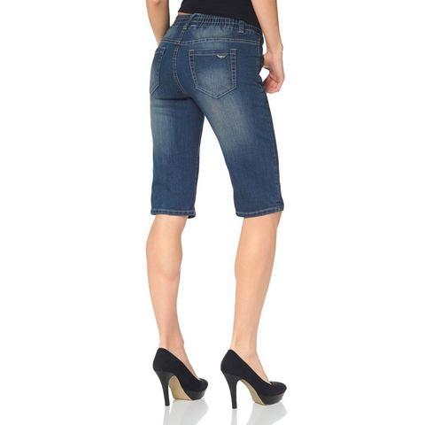 ARIZONA Comfort-jeans met brede elastische band