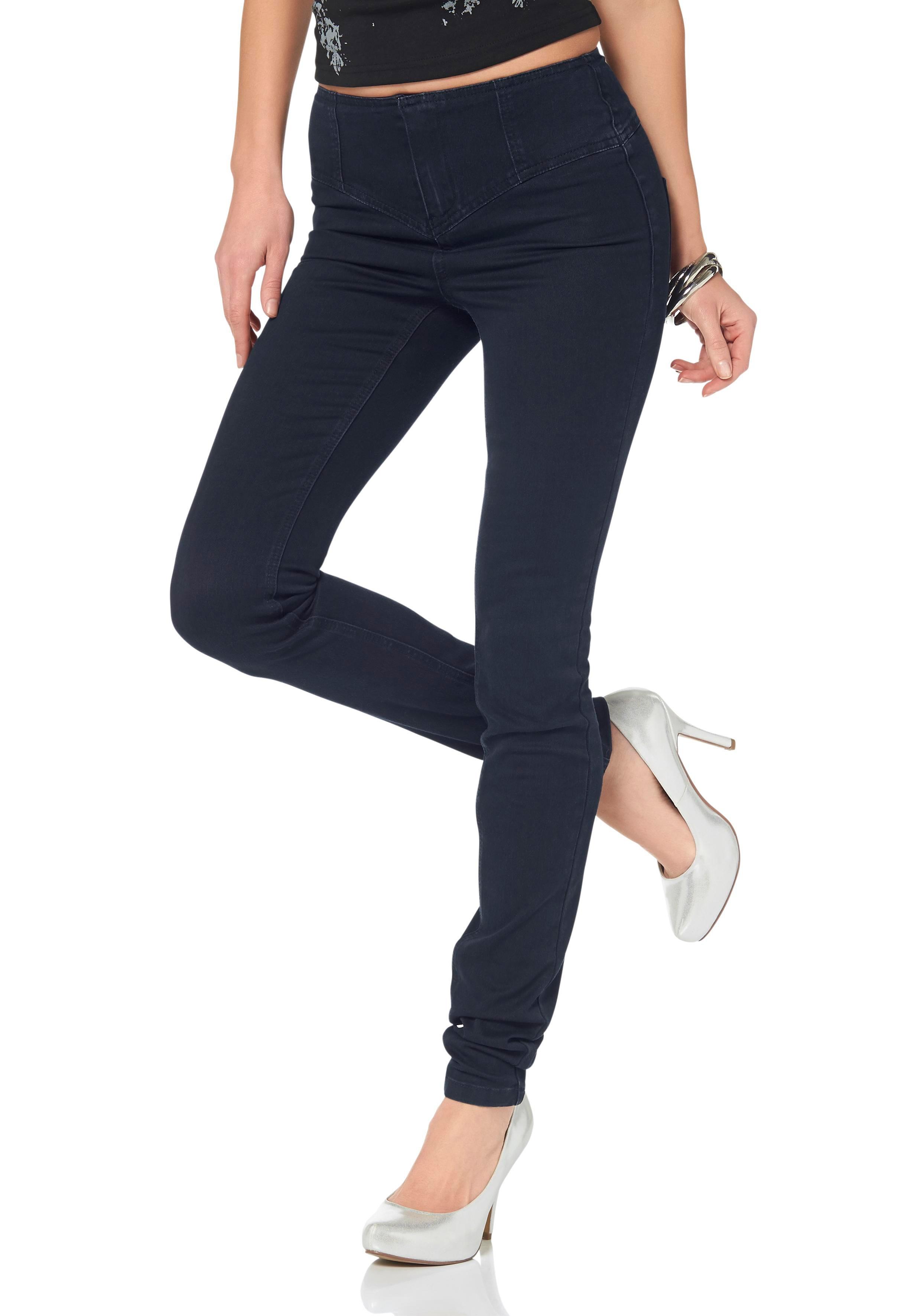 ARIZONA Skinny-jeans Ultimate Shaper goedkoop op otto.nl kopen