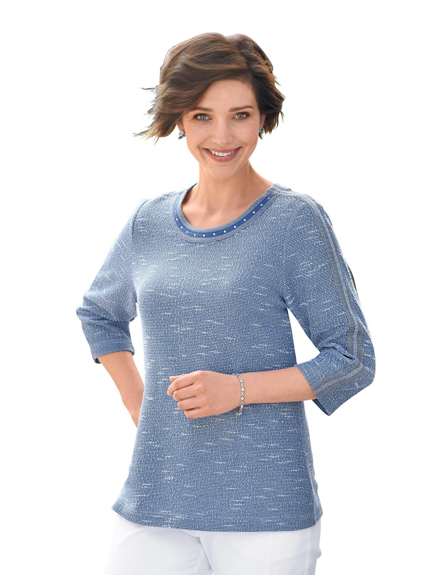 Casual Looks shirt met 3/4-mouwen bij OTTO online kopen