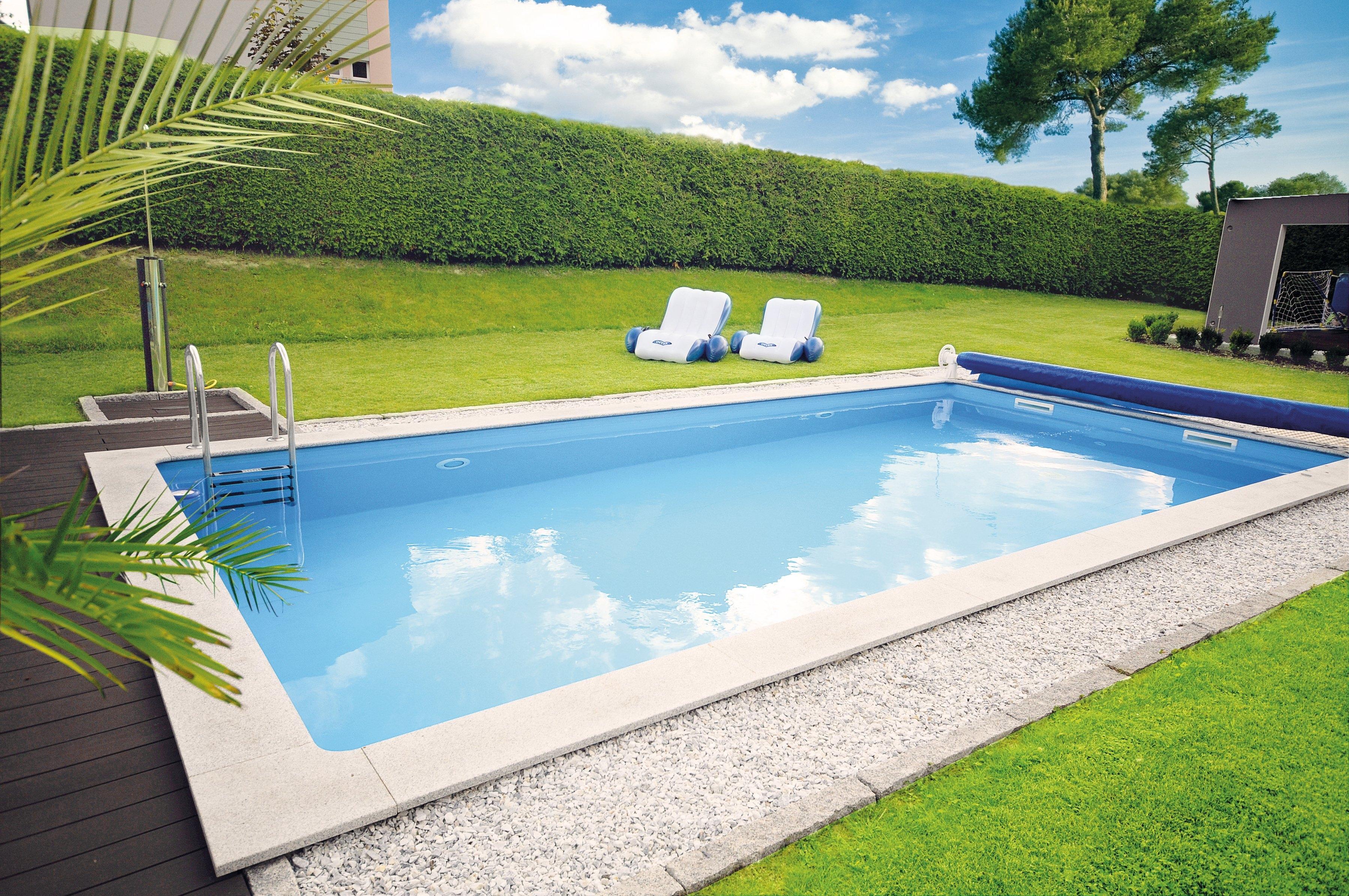 Zwembad kopen kies uit ruim 110 zwembaden otto for Rechthoekig zwembad