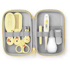 philips avent babyverzorgingsset sch400-00 inclusief bij alle verzorgingsproducten geel