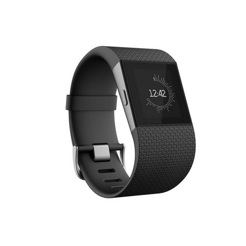 Fitbit Surge - Zwart - Small