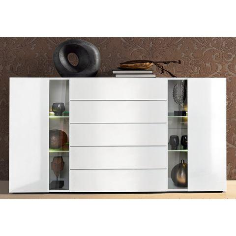 Dressoirs Highboard breedte 166 cm 302815