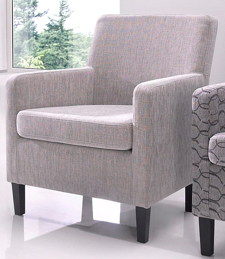 ATLANTIC HOME COLLECTION Fauteuil in retro-look