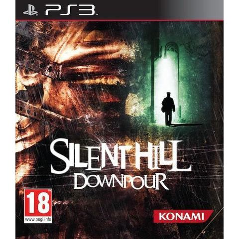 PS3 Game Silent Hill, Downpour