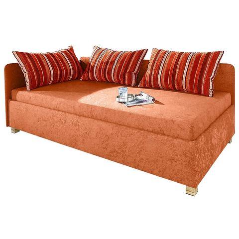 Bed oranje Maintal 861620