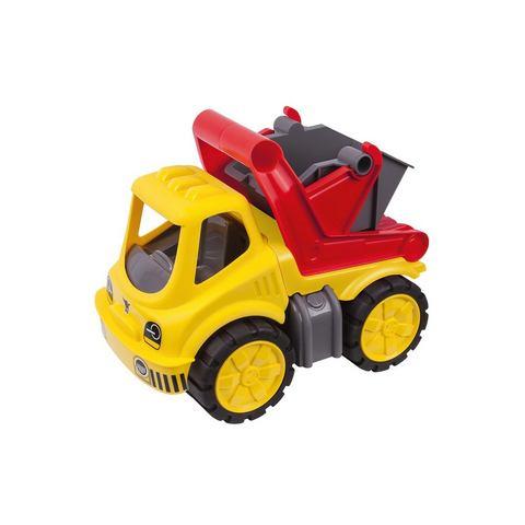BIG Speelgoedauto Power-Worker Container Truck