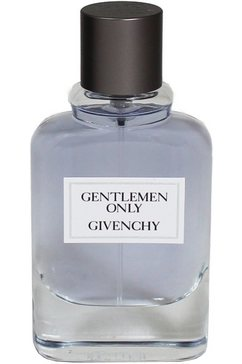 givenchy »gentlemen only« eau de toilette blauw
